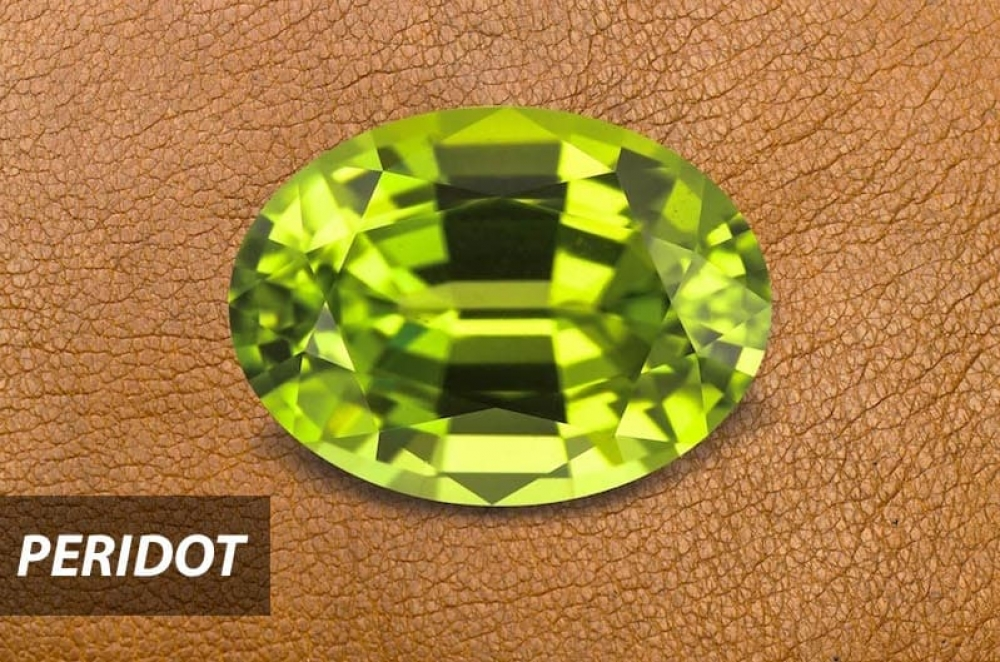 Brilliant cut peridot may look amazing in a ring. Get one when you are visiting Chiang Mai.