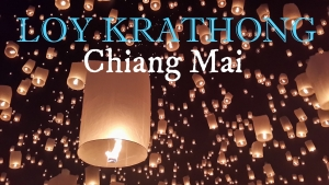 Shiraz Jewelry celebrates Loy Krathong in Chiang Mai